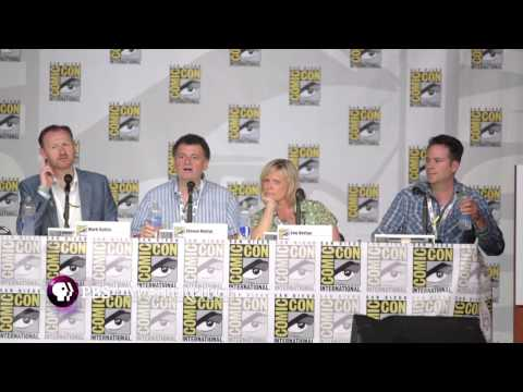 ComicCon Sherlock panel YouTube