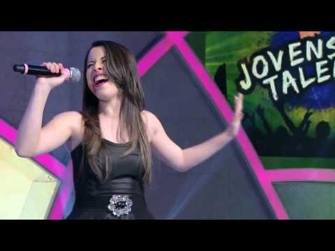 Programa Raul Gil - Karen Mattos (Maravilhado) - Jovens Talentos 2013 - #JT2013