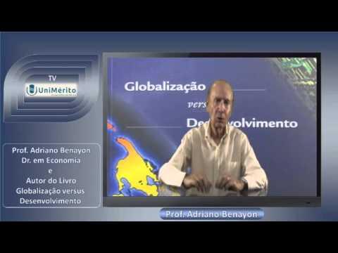 Questões Cruciais Ameaçam o Futuro do Brasil - Dr. Adriano Benayon