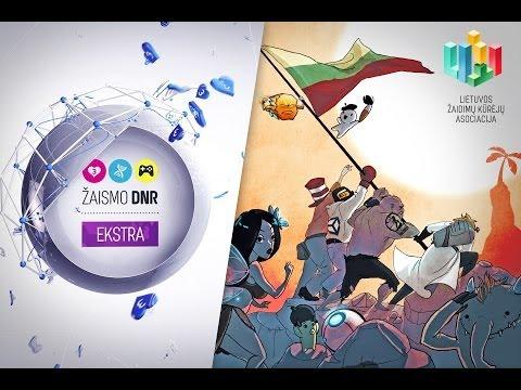 Ekstra - Lietuviški žaidimai '12-'14