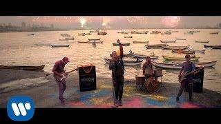 Смотреть или скачать клип Coldplay - Hymn For The Weekend
