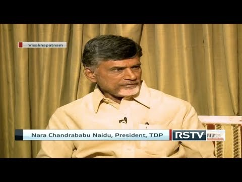 To The Point with N Chandrababu Naidu