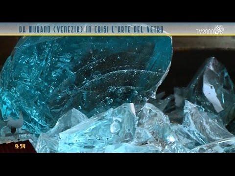 L'arte del vetro (in crisi) di Murano