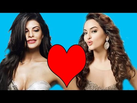 Jacqueline Fernandez and Sonakshi Sinha friends again! | Bollywood News