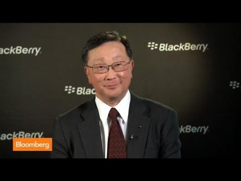 BlackBerry CEO John Chen: We Are Losing Less Money