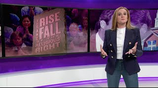 Samantha Bee: Race and The Religious Right