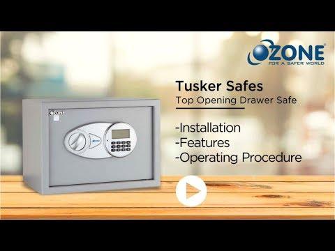 <span>Ozone Tusker Digital Safe</span>