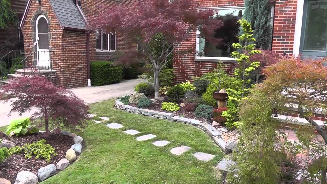 Landscaping landscaping ideas front yard japanese landscaping for Japanese garden small yard