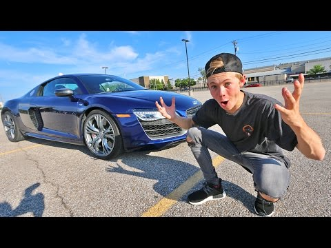 WE TRADED SUPERCARS!!!