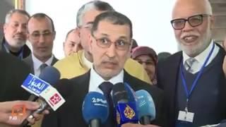 العثماني في أول تصريح له بالأمازيغية بعد تعيينه رئيسا للحكومة |