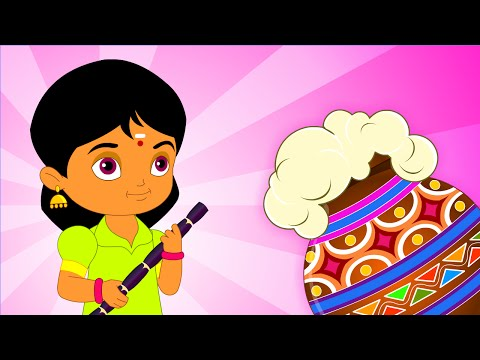 Vellai Ellam -  Wish you A Happy Pongal - Children Tamil Nursery Rhymes Chellame Chellam Volume  6