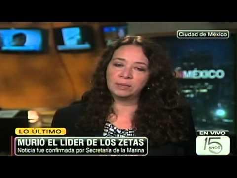 Autoridades identifican a 'El Lazca' por sus huellas