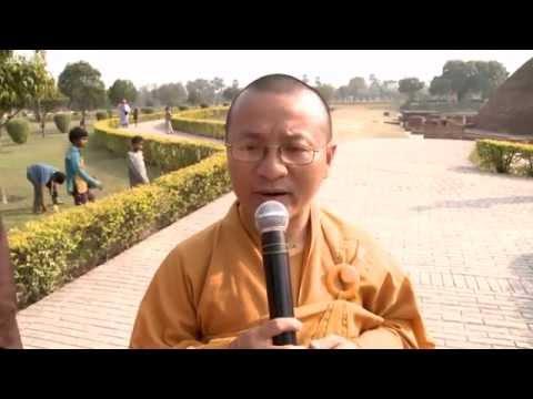 Phóng sự chuyến hành hương về Ấn Độ quê hương Đức Phật