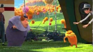 Loraks (Dr. Seuss' The Lorax) 2012 Fragman/Trailer