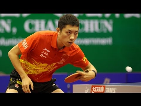 China Open 2013 Highlights: Xu Xin vs Ma Liang (Round 1)