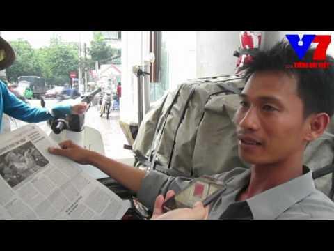 [Tiếng Nói Việt V7] Đụng xe, va quẹt xe: Làm gì khi đối phương