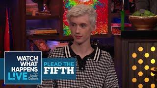 Does Troye Sivan Like Azealia Banks' Music?   Plead The Fifth   WWHL