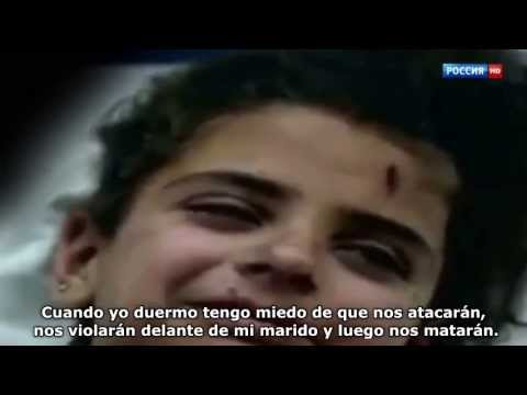El diario sirio - Documental - HD 1080p - Español