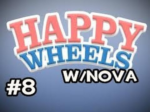 Happpy Wheels Episode 8   A Big PRIVATE!