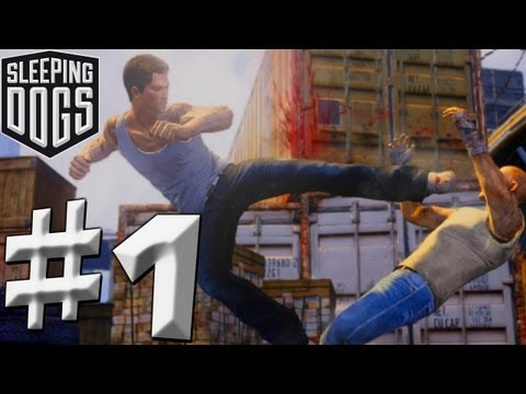 Sleeping Dogs - Walkthrough - Part 1 (PS3/X360/PC) [HD] (Gameplay)