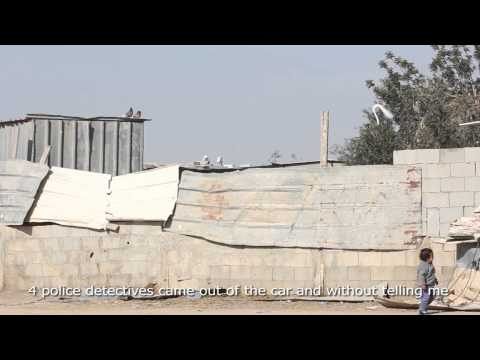 House Demolition in the Bedouin Village of A-Zarnoug 2013