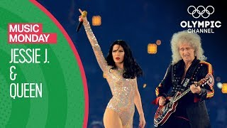 Closing Ceremony: Queen featuring Jessie J