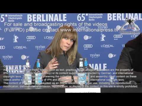 interview Marie Josée Croze 2015 Berlinale Pressekonferenz Every Thing Will Be Fine