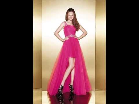 Vestidos Cortos Modernos Para Quinceañeras - Modelos 2014