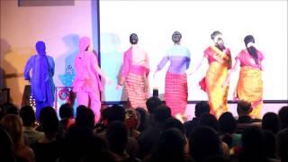 Kashmir Main Tu Kanyakumari By Monsoon Dance Adult Class