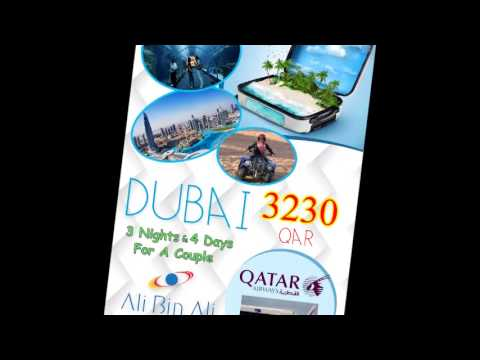 Travel From Doha to DUBAI .. The Best Offer with AliBinAliTravel
