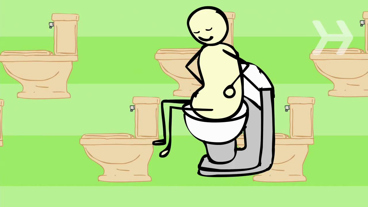 - How to use the bathroom when constipated ...