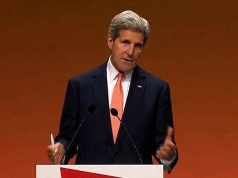 Kerry: 'Range of Options' Discussed for Iraq