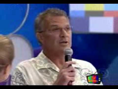 peladona do bbb e pedro bial  no video show  rede globo