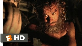 Cast Away (4/8) Movie CLIP Never Again, Never Again