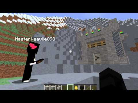 Mounting the Incest Cow (Minecraft)