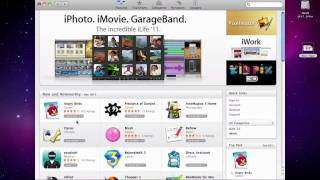 MAC App Store Where To Download / Install The Mac App