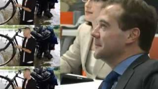 RAPINFO - Реакция Медведева на первый выпуск RAPINFO