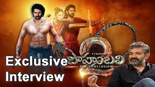 SS Rajamouli Exclusive Interview : Bahubali 2..