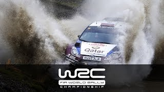 Vid�o Stages 7-9: Wales Rally GB 2013
