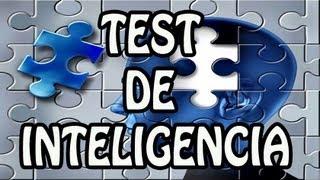 Test de Inteligencia Rapido y Efectivo - Compartelo
