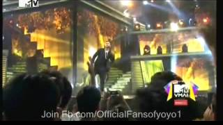 Yo Yo Honey Singh MTV Awards 2013 Stage Performance Full