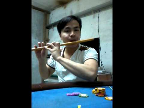 Pha lê tím - sáo trúc
