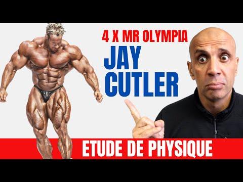 Etude de Physique : 4 x Mr Olympia Jay Cutler