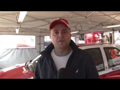 Luis Tedesco - Levantamento - Rally de Erechim 2013
