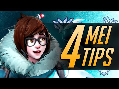 MEI TIPS and TRICKS (Season 11) | Overwatch Guide
