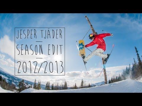 Jesper Tjäder - Season Edit 2012/2013