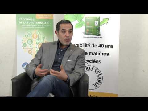 Conférence internationale - L'économie de la fonctionnalité: Mohamed El Manani