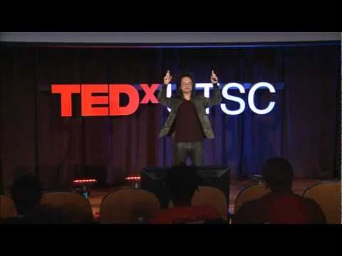 Re-Order The Digital Landscape: David Shing at TEDxUTSC