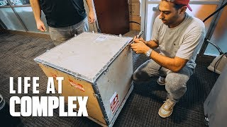 NIKE BLESSED JOE LA PUMA WITH A RIDICULOUS PACKAGE!   #LIFEATCOMPLEX