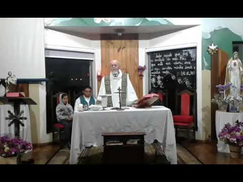 Santa Missa | 24.07.2020 | Sexta-feira | Padre José Sometti | ANSPAZ